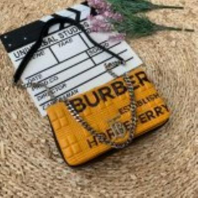 cheap quality Burberry Horseferry  80213081 yellow