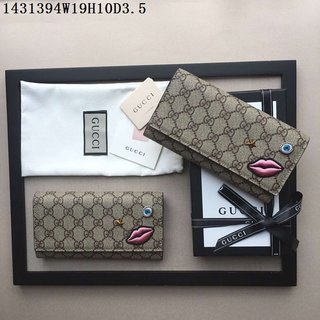 cheap Gucci Wallets wholesale SKU 35740