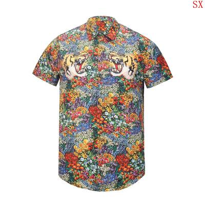 Cheap Gucci Men Shirts wholesale No. 538